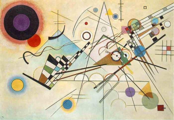 kandinsky 1 Composition IX