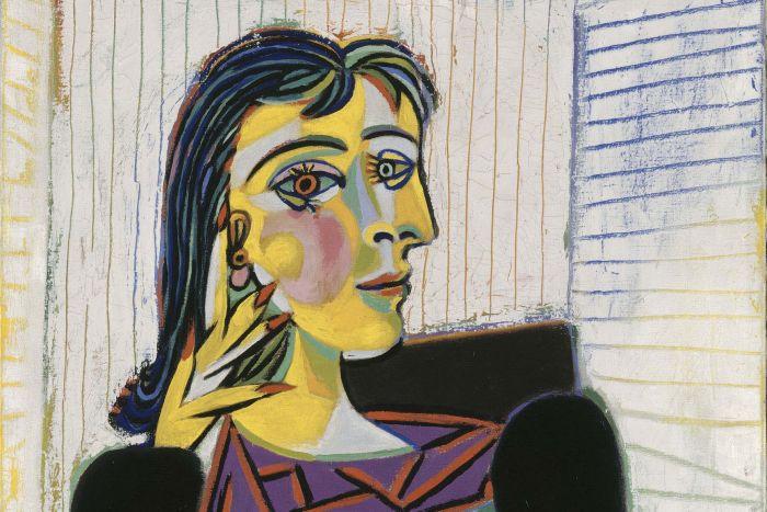 PICASSO Portrait de Dora Maar 1937