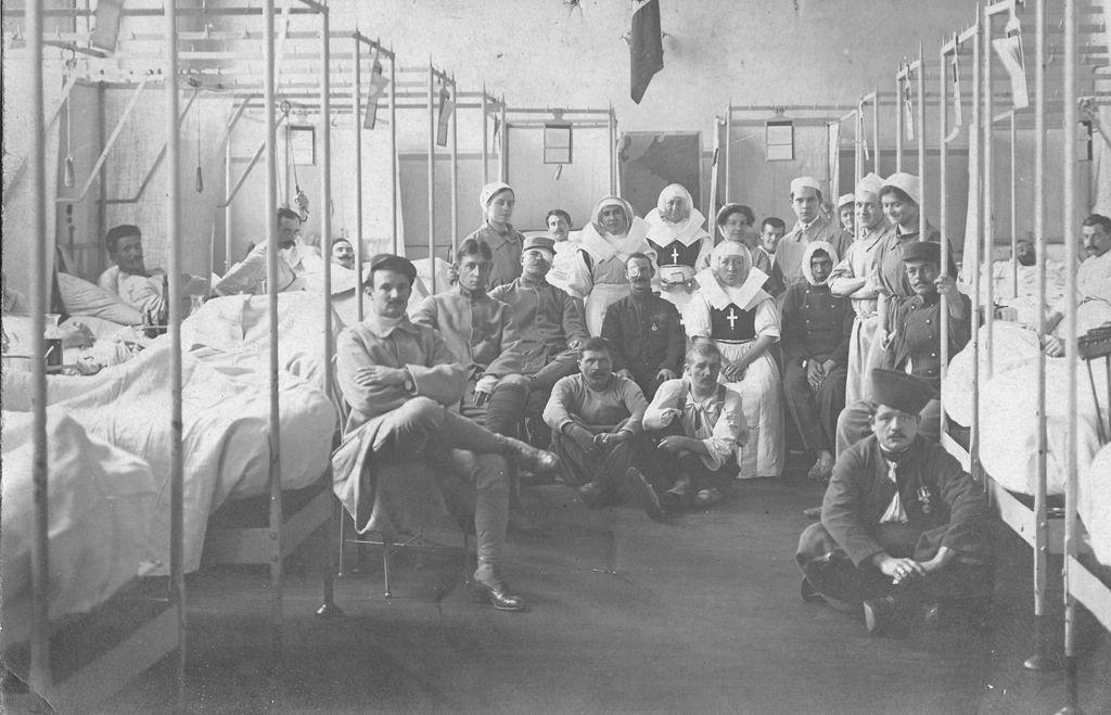 3 ps argumentation dans le r cit 1914 1918 orthographe for Chambre 13 dans les hopitaux