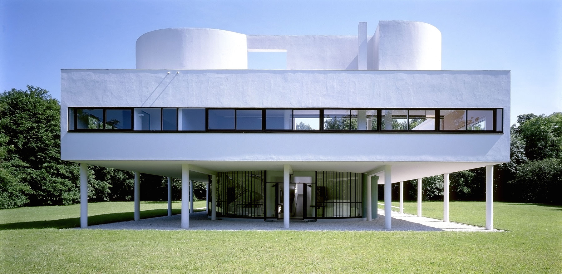 3 hida le corbusier la cit radieuse 1947 9152 1 for Architecture le corbusier