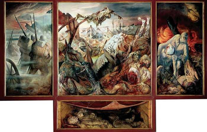 3 hida otto dix la guerre 1928 1932 2 d crire et analyser le fil de laure. Black Bedroom Furniture Sets. Home Design Ideas