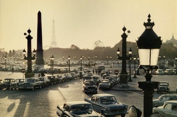 Paris année 50